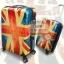กระเป๋าเดินทางแฟชั่น แนวๆ ลายธงชาติอังกฤษ ขนาด 28 นิ้ว thumbnail 4