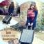 กระเป๋าเดินทางไฟเบอร์ รุ่น Aluminium ดำ ขนาด 28 นิ้ว thumbnail 5