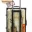 กระเป๋าเดินทางวินเทจ รุ่น vintage classic ลายเมืองลอนดอน ขนาด 20 นิ้ว thumbnail 4