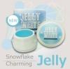 Jelly White Snowflake Chaming, เจลลี่ ไวท์ ราคาส่ง ร้านไฮยาดี้ทีเค 090-7565658
