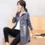 FW6008021 เสื้อแจ็กเก็ตยีนส์ผู้หญิงเกาหลี แขนยาว กันลมสบายๆ (พรีออเดอร์) รอ 3 อาทิตย์หลังโอน thumbnail 2