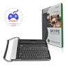 Keyboard บลูทูธ พร้อมโทรศัพท์ Skype