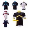 **สินค้าพรีออเดอร์**2015 New!! เสื้อปั่นจักรยานแขนสั้น Santini มี 3สี