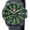 Luminox รุ่น Luminox 3067 EVO Navy Seal Dive Watch Colormark (green)