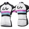 **สินค้าพรีออเดอร์** 2015 ชุดปั่นจักรยาน Liv ผู้หญิง มี 2 สี ขาว/ดำ