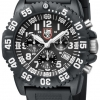 Luminox รุ่น Luminox 3081 Men's Navy SEAL White Colormark Chronograph