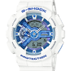 Casio G-Shock White & Blue series รุ่น GA-110WB-7A
