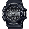 Casio G-Shock Limited Garish Black & Gold Series รุ่น GA-400GB-1A