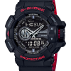 Casio G-Shock Limited Black & Red (HR) series รุ่น GA-400HR-1A