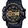 Casio G-Shock Limited Garish Black & Gold Series รุ่น GA-400GB-1A9