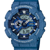 Casio G-Shock Limited Denim Color series รุ่น GA-110DC-2A