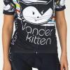 **สินค้าพรีออเดอร์**ชุดปั่นจักรยาน vanderkitten สีดำ