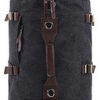 TR01-Black กระเป๋าเป้เดินทาง ผู้ชาย สีดำ
