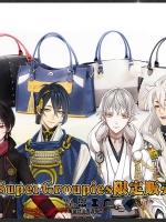 กระเป๋าคอสเพลย์หญิงแฟชั่น Touken Ranbu ดีไซน์เท่