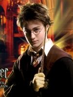 ชุดคอสเพลย์ชายแฟชั่น Harry Potter เสื้อคลุมตัวยาว+เนคไท+แว่นตา