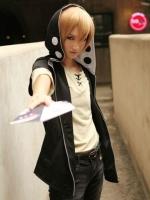 ชุดคอสเพลย์ชายแฟชั่น Kazuya Kano kagerou project อนิเมชั่นญี่ปุ่น