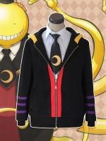 ชุดคอสเพลย์ชายแฟชั่น ห้องเรียนลอบสังหาร Assassination Classroom Koro-sensei ครบเซท