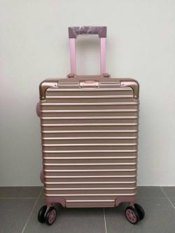 กระเป๋าเดินทางมุมเหล็ก ขนาด 24 นิ้ว
