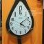 นาฬิกาตกแต่งผนังสวยเก๋ รูปแมวดำหางกระดิกตามจังหวะที่นาฬิกาเดิน thumbnail 2