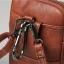 LT36-Black กระเป๋าร้อยเข็มขัด กระเป๋าคาดเข็มขัด หนัง PU สีดำ (มีสายสะพาย) thumbnail 12