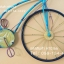 นาฬิกาติดผนัง รุ่นจักรยานวินเทจสีฟ้า ดีไซน์สวยเก๋ไม่เหมือนใคร thumbnail 5