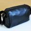 LT15 กระเป๋าสะพายข้าง หนัง PU สีดำ thumbnail 6