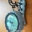 นาฬิกาติดผนังประดับตกแต่งบ้านแนววินเทจ รุ่น HT0158 สีขาวแตกลายงา thumbnail 3