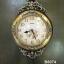 นาฬิกาแขวนผนังดีไซน์โรมัน รุ่นมงกุฎสวยงามมาก thumbnail 1