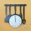 นาฬิกาแขวนติดผนัง รุ่นกะทะ+ตาหลิว ดีไซน์ Modern สวยเก๋ไม่เหมือนใคร thumbnail 1