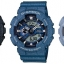 Casio G-Shock Limited Denim Color series รุ่น GA-110DC-1A thumbnail 2