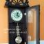นาฬิกาแขวนติดผนังไม้จริง แบบโบราณสุดคลาสสิค รุ่น VC-0506 ระบบไขลาน สูง 1.2 เมตร thumbnail 4