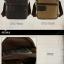CV11-Khaki กระเป๋าสะพายข้าง ผ้าแคนวาส สีกากี thumbnail 13