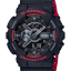 Casio G-Shock Limited Black & Red (HR) series รุ่น GA-110HR-1A thumbnail 1