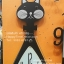 นาฬิกาตกแต่งผนังสวยเก๋ รูปแมวดำหางกระดิกตามจังหวะที่นาฬิกาเดิน thumbnail 1