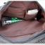 CV10-Black กระเป๋าสะพายข้าง ผ้าแคนวาส สีดำ thumbnail 8