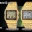 CASIO รุ่น A500WGA-1D DATABANK World time Lady Watch thumbnail 3