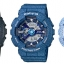 Casio Baby-G Limited Denim Color series รุ่น BA-110DC-2A2 thumbnail 2