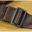 LT39 กระเป๋าสะพายข้าง หนัง Crazy Horse PU สีน้ำตาลดำ thumbnail 16