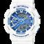 Casio G-Shock White & Blue series รุ่น GA-110WB-7A thumbnail 1