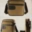 CV11-Khaki กระเป๋าสะพายข้าง ผ้าแคนวาส สีกากี thumbnail 3