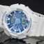Casio G-Shock White & Blue series รุ่น GA-110WB-7A thumbnail 2