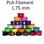 ขาย PLA Filament ขนาด 1.75 mm (1 kg / ม้วน) thumbnail 1