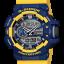Casio G-Shock Standard Men's Watch รุ่น GA-400-9B thumbnail 1