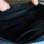 LT15 กระเป๋าสะพายข้าง หนัง PU สีดำ thumbnail 8