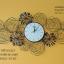 นาฬิกาแขวนผนัง ลายพลุ ตกแต่งบ้านแนวโมเดิร์น Modern thumbnail 1