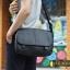 LT11-Black กระเป๋าสะพายข้าง หนัง PU สีดำ thumbnail 9