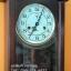 นาฬิกาไม้ติดผนังตกแต่งบ้านสุดคลาสสิค ระบบไขลานแบบโบราณ มีเสียงระฆังตีบอกเวลา รุ่น VC-0505 thumbnail 5