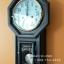 นาฬิกาโบราณตกแต่งบ้าน ดีไซน์คลาสสิค ระบบไขลาน รุ่น VC-0503 หน้าแปดเหลี่ยม thumbnail 3