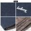 WS02-Brown แนวตั้ง กระเป๋าสตางค์ใบสั้น กระเป๋าสตางค์ผู้ชาย ผ้าแคนวาส สีน้ำตาล thumbnail 5