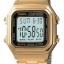 Casio Digital Gold Tone รุ่น A178WG-1A thumbnail 4